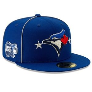New Era 5950 Toronto Blue Jays ASG 2019 Fitted Hat